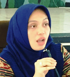 Adilita Pramanti, S.Sos, M.Si