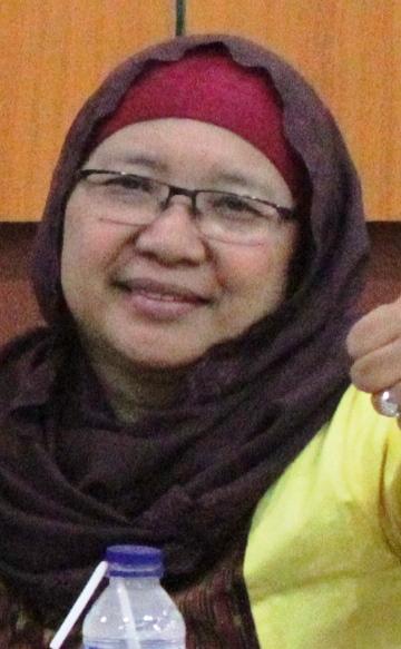 Dr.Anggraeni Primawati, M.Si