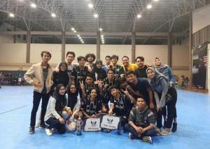 Tim Futsal juara nasional